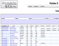 Wyndelts & Co. Tickler 2