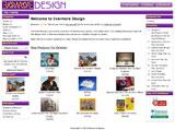 Evermore Design Shop site thumbnail