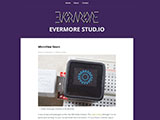 Evermore Studio site thumbnail