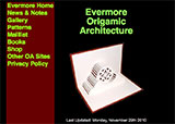 Origamic Architecture site thumbnail